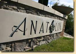 Anatolia Sign